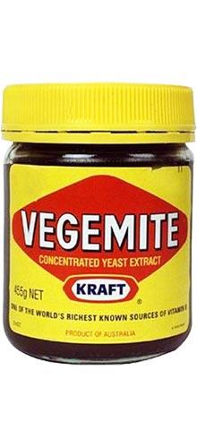 vegemite bottle