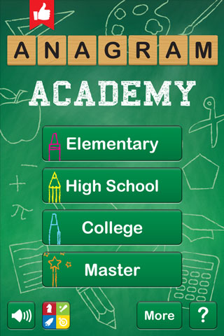 Anagram Academy 1