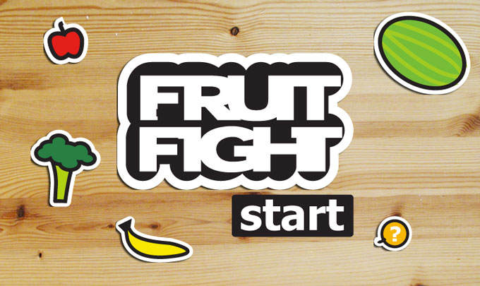 Fruit Fight 1