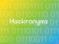 Hackronyms