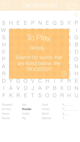 Word Search Master 1