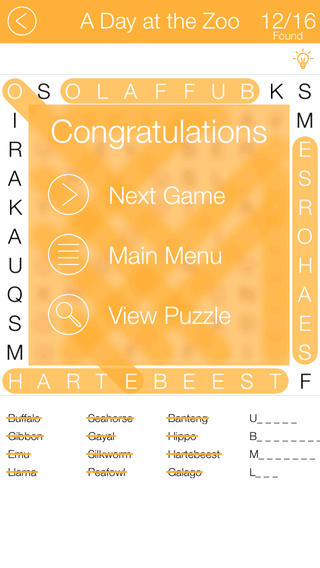 Word Search Master 4